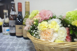 ファミリーホール湘南台、海洋散骨当日の流れ・献花と献酒