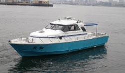 ファミリーホール湘南台の海洋散骨、東神奈川桟橋出港10名様プラン242,000円