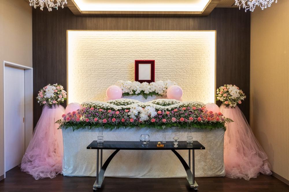 1日1家族限定の家族葬専用斎場、ファミリーホール湘南台