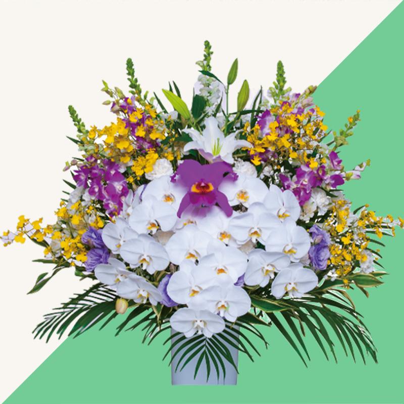 ファミリーホール湘南台、供花のご案内:洋花 33,000円