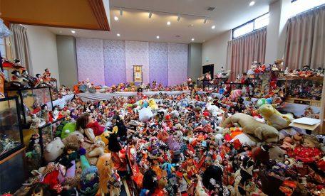 ファミリーホール湘南台、人形供養祭開催のおしらせ